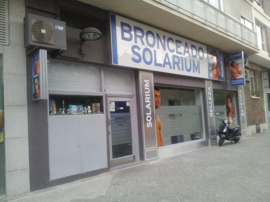 Rotulos economicos madrid soleil center rotulos xprinta - Recubrimiento de fachadas ...