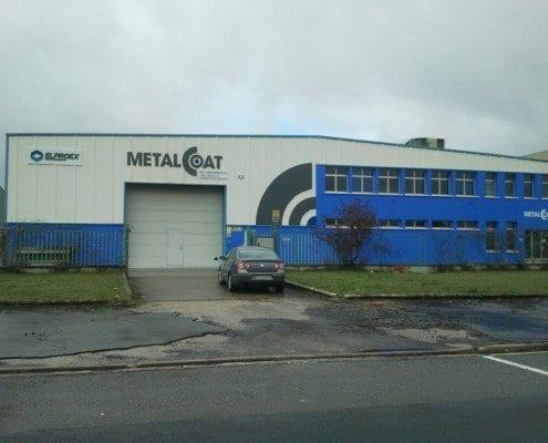 Rotulacion Nave Industrial