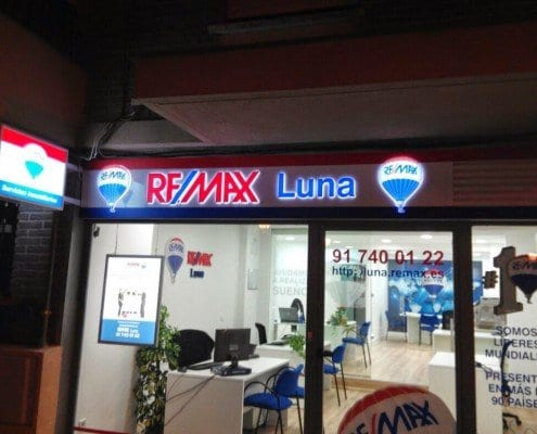 rotulacion-luminosa-led-quadrat-neox-remax