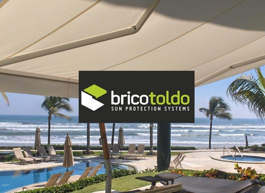 Venta de toldos online materiales de construcci n para for Accesorios de toldos