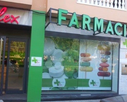 ROTULOS PARA FARMACIAS