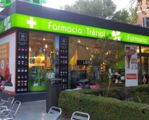 Rotulacion Farmacias