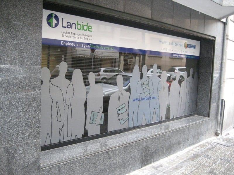 Lanbide Imagen Corporativa Y Rotulacion