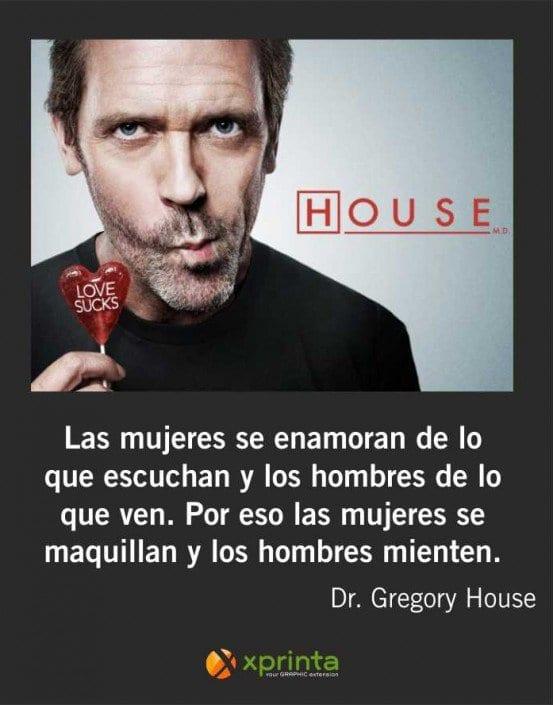 Lección del Dr. House