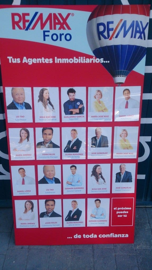 Kit Agentes Remax
