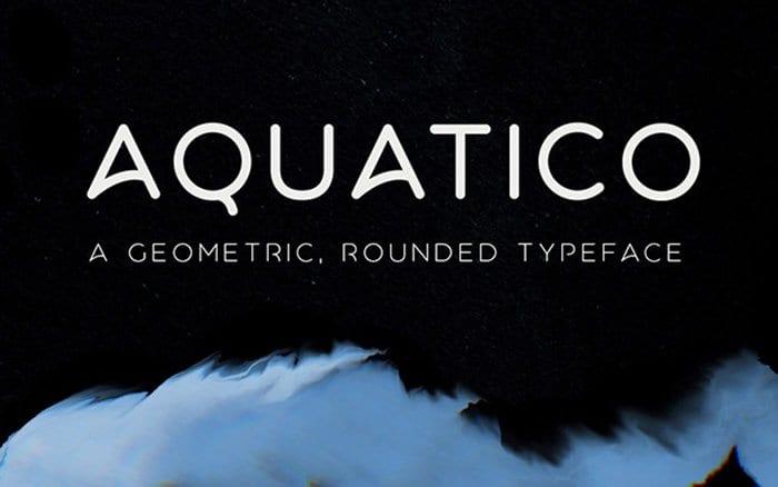 aquatico-free-font