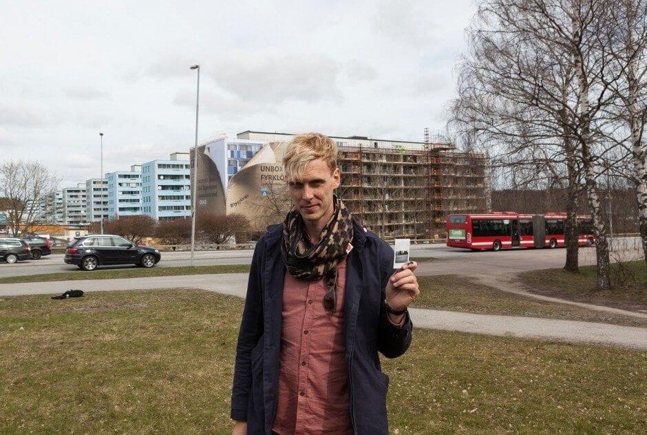 La publicidad exterior de Erik Johansson (1)
