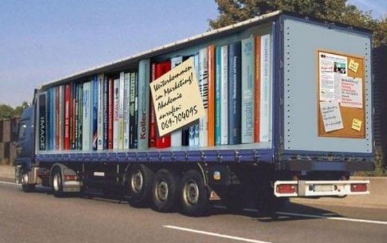 Nuevos ejemplos sorprendentes de publicidad en camiones (5)