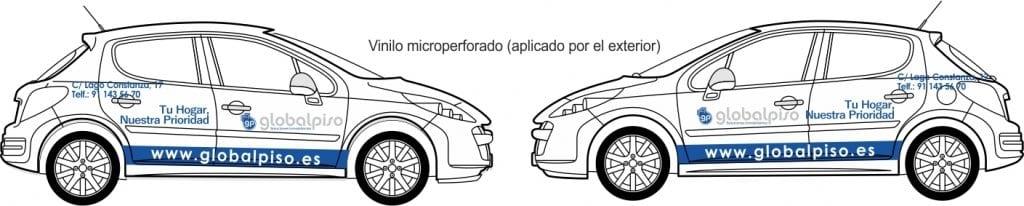 Rotulacion de coches