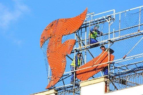 Firestone, la muerte de un icono de Madrid (2)