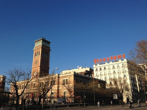Firestone, la muerte de un icono de Madrid (7)