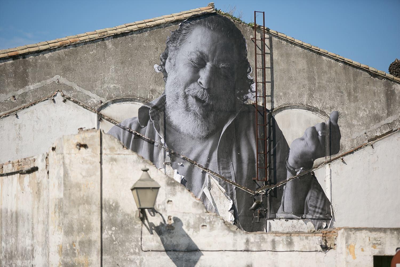 Los fotomurales gigantes de Juan Carlos Toro (1)