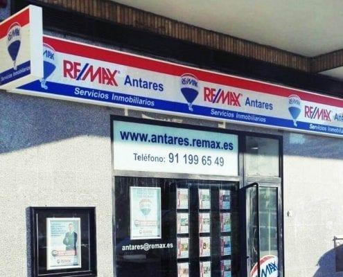 ROTULOS INMOBILIARIA - REMAX ANTARES