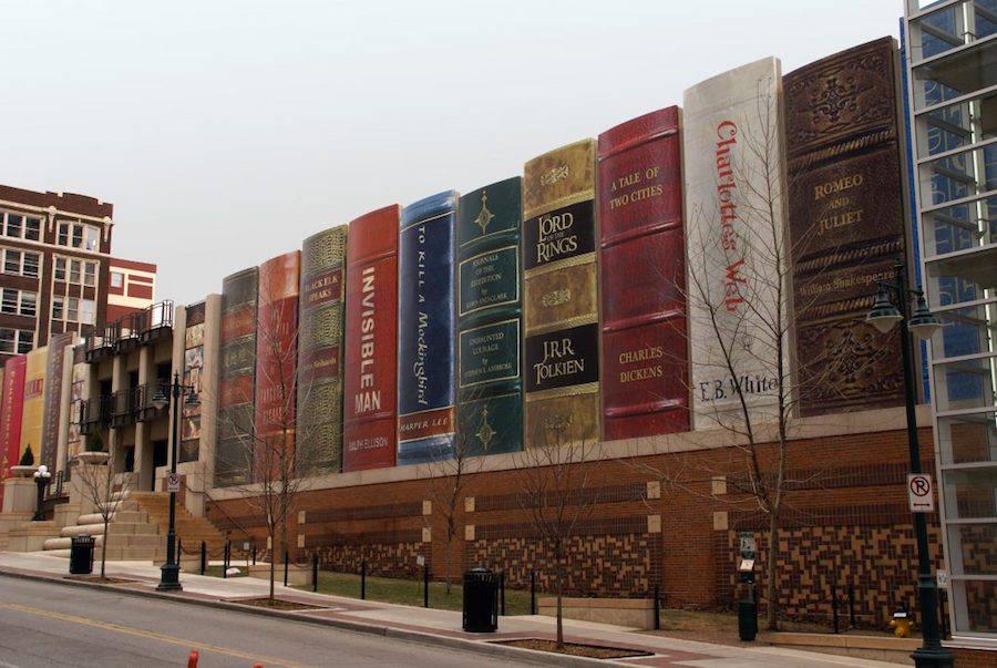 Rotulacion de Bibliotecas