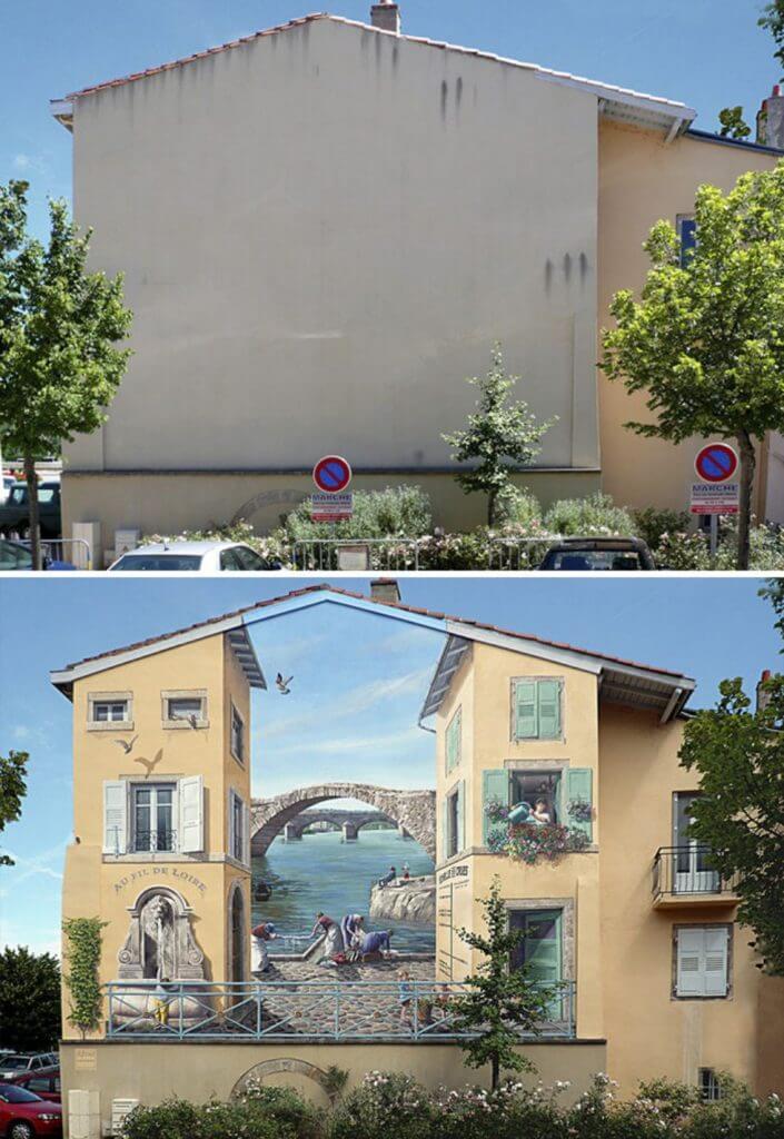 Decoracion de fachadas