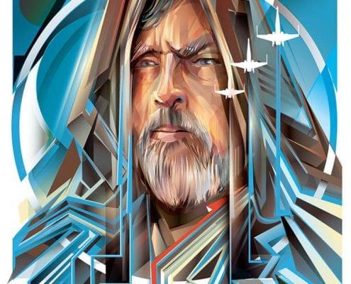 Ilustraciones Star Wars