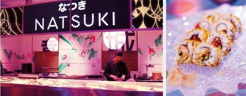 Rediseño de restaurantes Natsuki