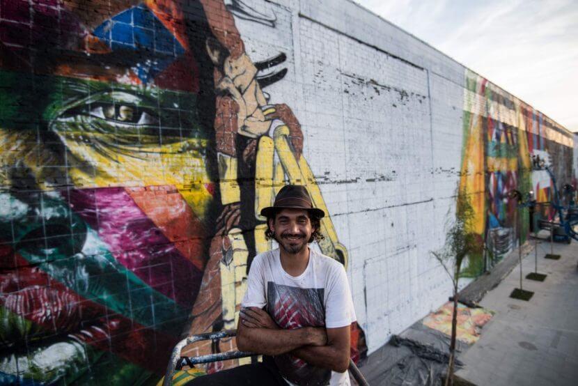 El Mural de la igualdad