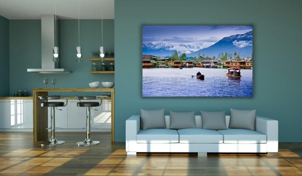 fotomurales decoración en el punto de venta