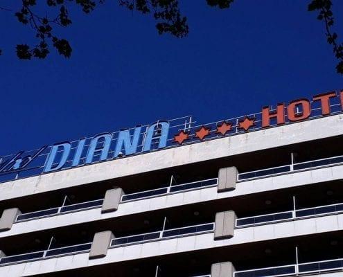 Señalética hoteles