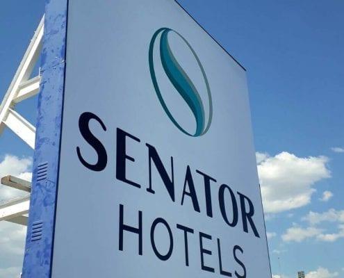 Rotulación hoteles