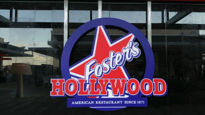 rotulación de restaurantes
