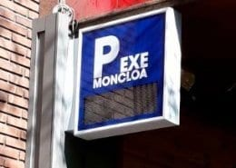 bandera-led-parking-madrid