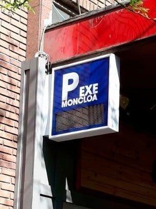 señalizacion para parking