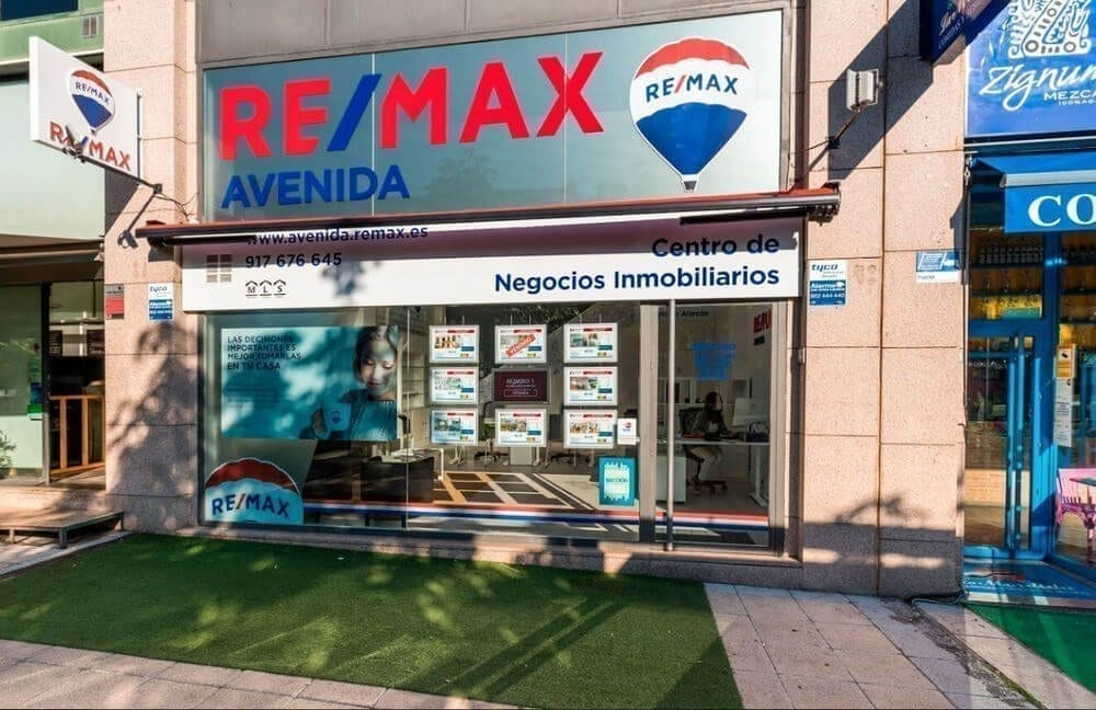 After-Antes y después Remax Avebida