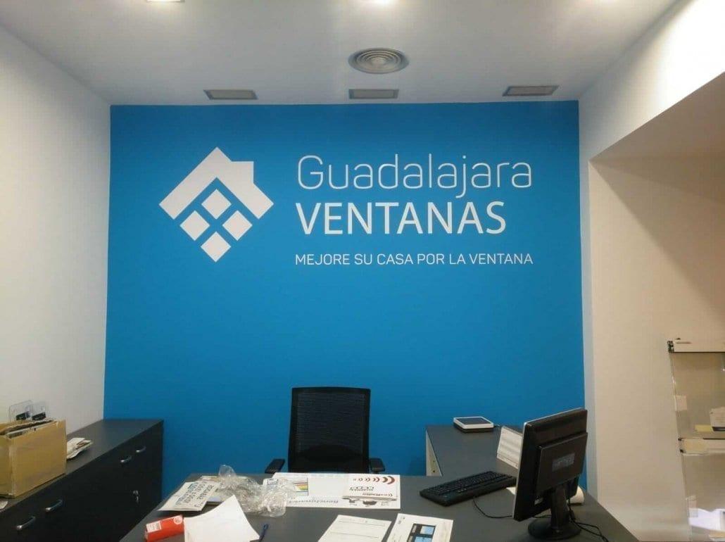 Rotulacion para oficinas Guadalajara