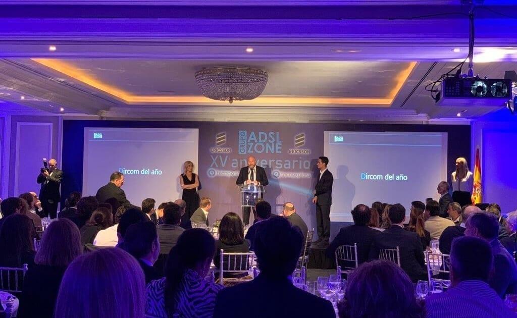 Premios ADSL Zone 2019