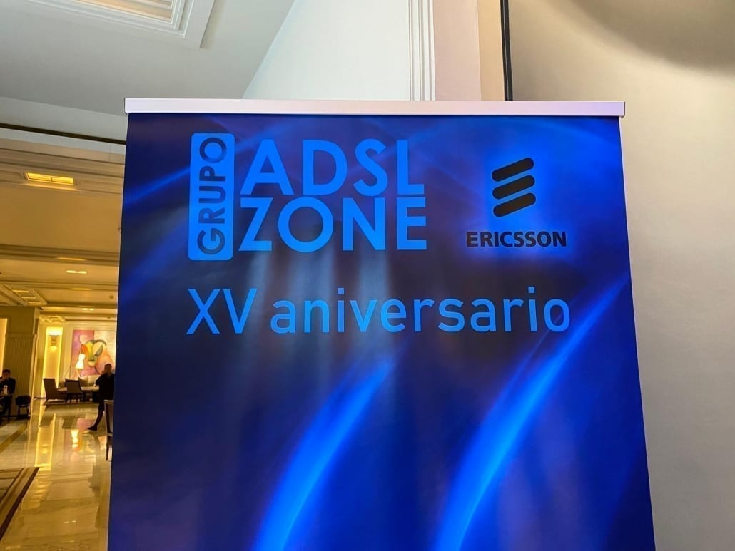 Roll Up ADSL Zone