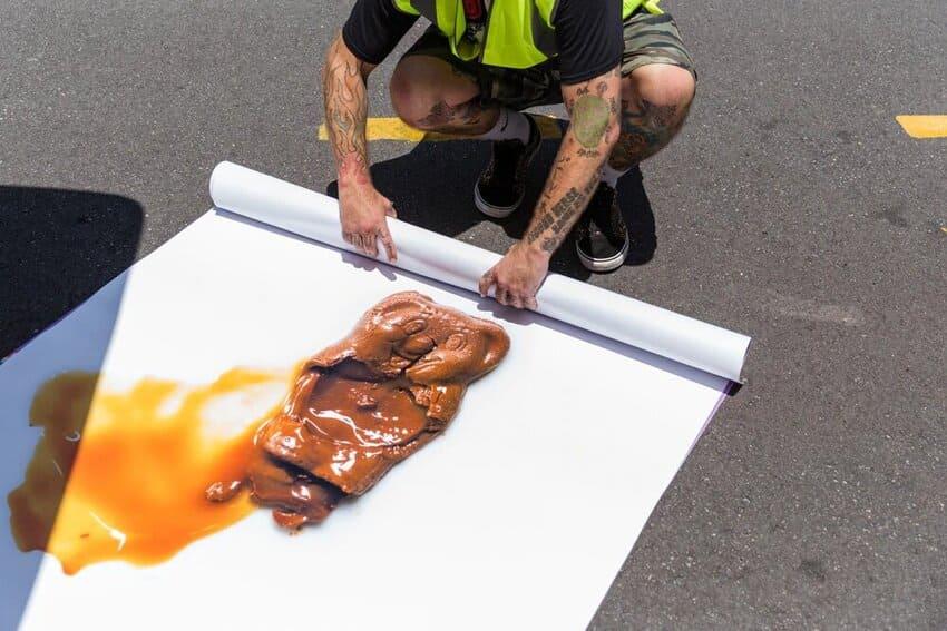 el diseño y el arte como método de protesta