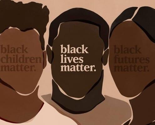 Ilustraciones Black Lives Matter
