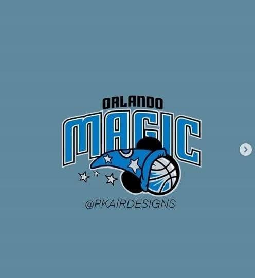 Los logotipos de la NBA versión Disney