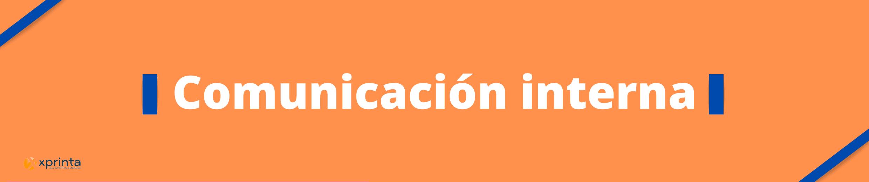 Comuniacion interna