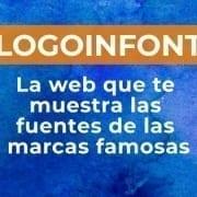 Logoinfont, la web que te muestra las fuentes de las marcas más famosas