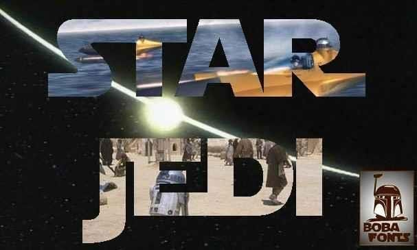 Tipografías Star Wars gratis