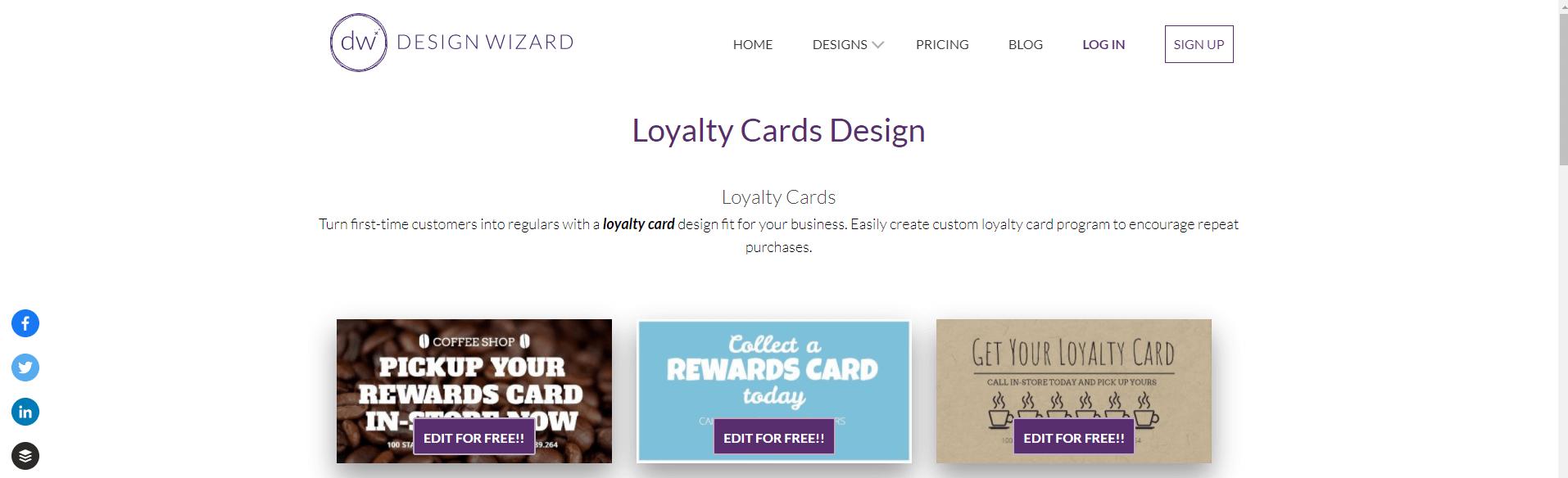 Editor imágenes Design Wizard