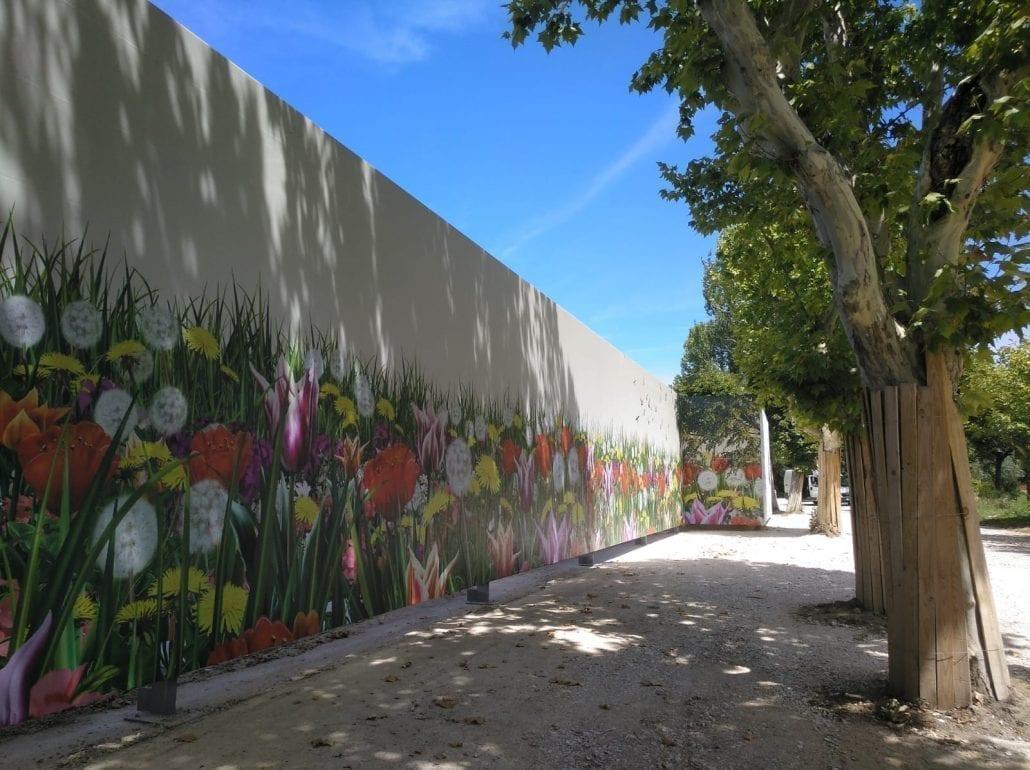 vinilos antigraffiti para cristales
