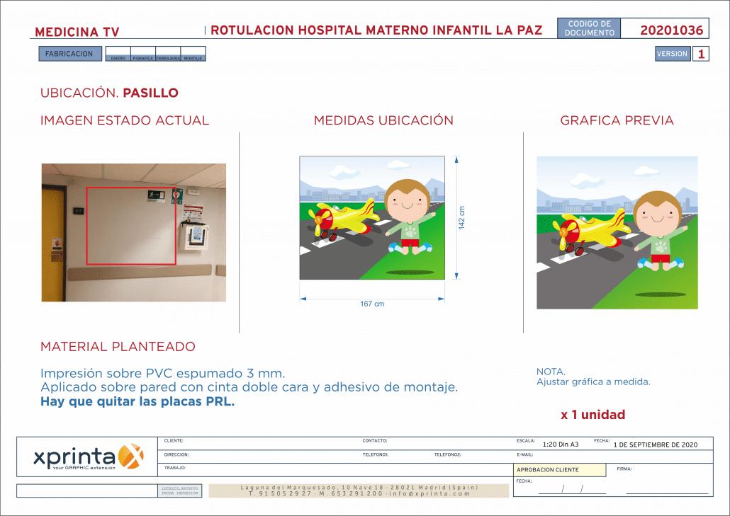 tematizacion para hospitales