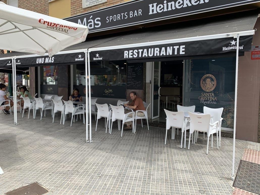 rotulos para cafeterias en Madrid