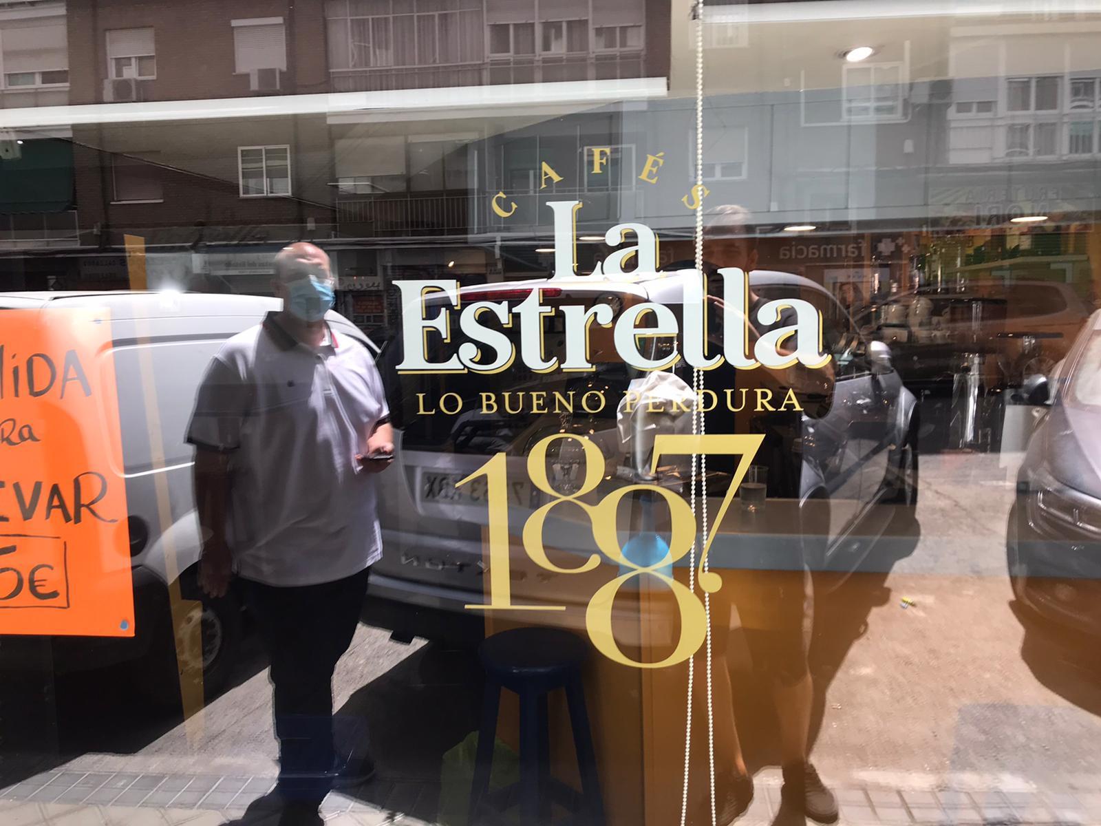 vinilos para cristales en Madrid