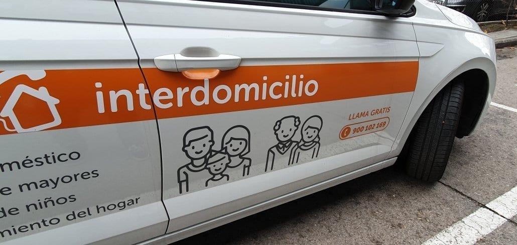 vinilos para coches en Madrid