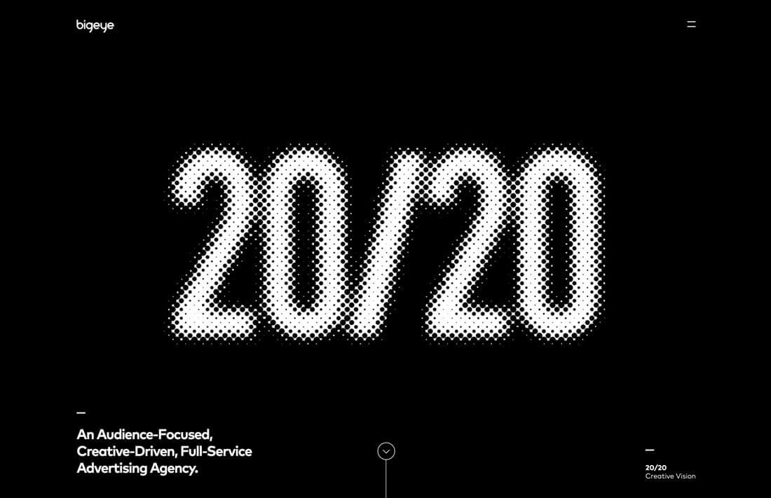 10 tipografias 2020