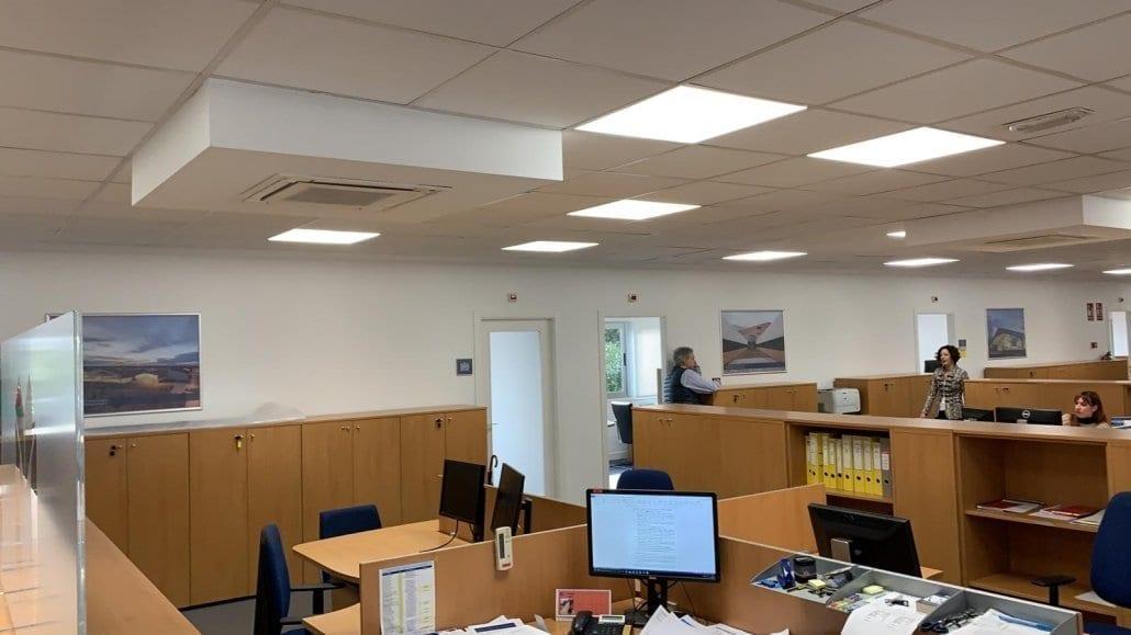 señalizacion y señaletica para oficinas