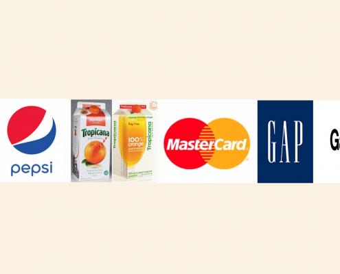 Logo cuatro empresas