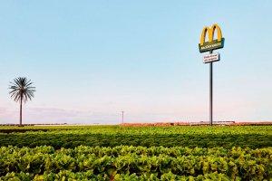Monoposte McDonald's