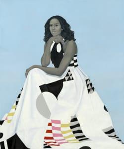 Michelle LaVaughn Robinson Obama , 2018