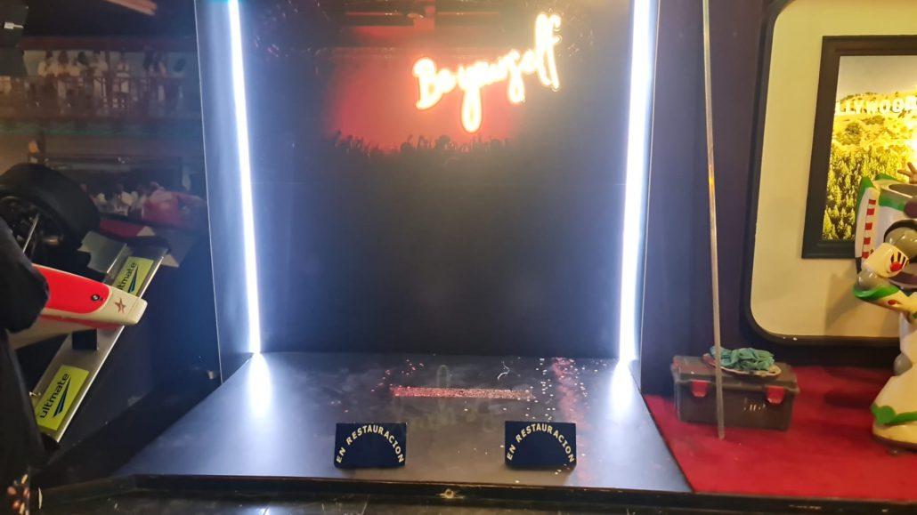 placas de pvc de impresion directa que representa un concierto e vivo